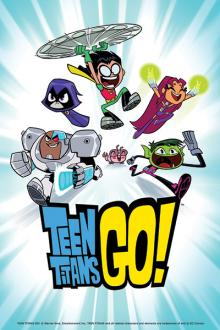 Teen Titans Go! at WonderCon Anaheim 2015