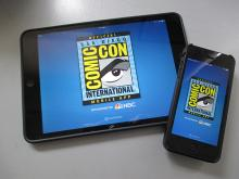 WonderCon Anaheim 2015 on the OFFICIAL Comic-Con App