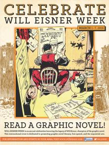 Comic-Con International Celebrates Will Eisner Week, March 1-7, 2016