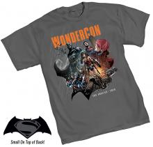 WonderCon 2016 Exclusive Batman v Superman T-shirt