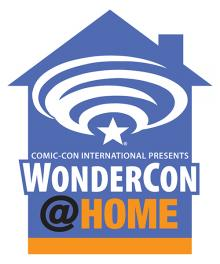 WonderCon@Home Logo