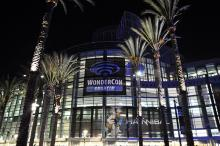 WonderCon Anaheim at Night