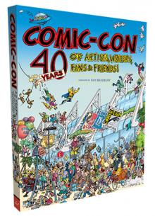 Comic-Con 40th Anniversary Book