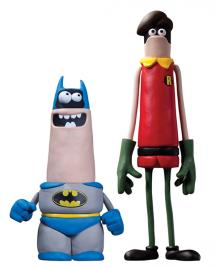 DC Entertainment: Aardman Batman & Robin