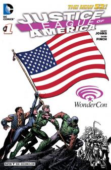 wca2013 exc dc jla 1 2013 WonderCon Exclusives