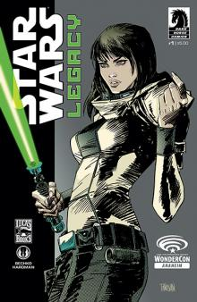 Dark Horse Comics: Star Wars Legacy Vol. II, #1