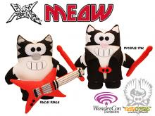 wca2013 exc furyfelines 1 2013 WonderCon Exclusives