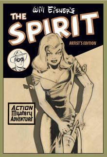 Will Eisner's Spirit Artist's Edition Limited
