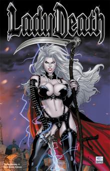 Lady Death: The Reckoning #1: Dark Queen Edition