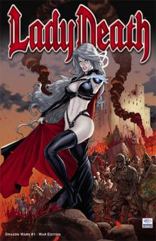 wca2013 exc ladydeath war 1 2013 WonderCon Exclusives