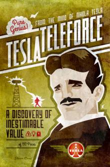 Steam Crow: Tesla Teleforce Print