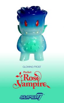 Pocket Rose Vampire Vinyl Figure