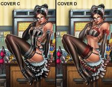 Grimm Fairy Tales #83 Covers C and D