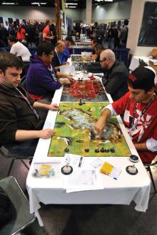 Games at WonderCon Anaheim 2012