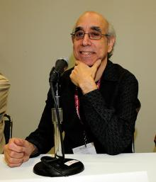 J.M. DeMatteis at WonderCon Anaheim