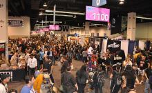WonderCon Anaheim Exhibit Hall