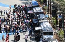 Food Trucks at WonderCon Anaheim