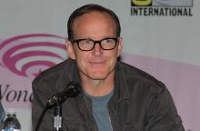 Clark Gregg at WonderCon Anaheim