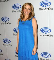 Elizabeth Mitchell at WonderCon Anaheim