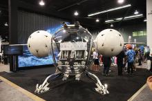 Oblivion Bubble Ship at WonderCon Anaheim