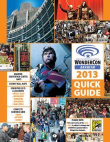 WCA 2013 Quick Guide