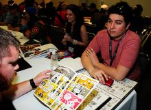 Comic Creator Connection at WonderCon Anaheim