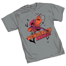 Official WonderCon Anaheim 2015 T-shirt