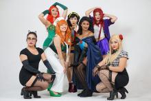 WonderCon Anaheim Masquerade 2018