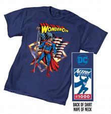 WonderCon Anaheim 2018 Exclusive T-shirts and Merchandise