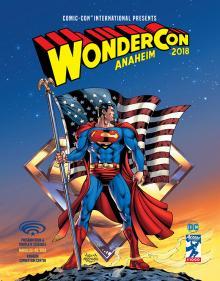 WonderCon Anaheim 2018 Program Book