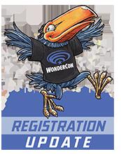 WonderCon Anaheim 2015 Registration Update