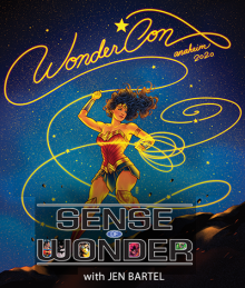 WonderCon@Home Sense of Wonder Interview with Jen Bartel