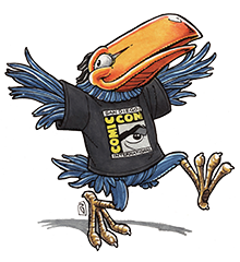 Comic-Con's Toucan Blog