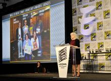 2014 Will Eisner Comic Industry Awards Photo Gallery