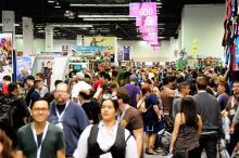 WonderCon 2015 Friday Photo Gallery