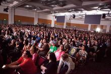 Ballroom 20 at Comic-Con International 2013