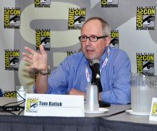 Tom Batiuk at Comic-Con International 2013