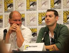 BOOM! Studios panel at Comic-Con International 2013