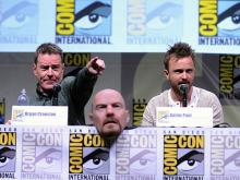 Breaking Bad panel at Comic-Con International 2013