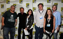 Cartoon Voices panel at Comic-Con International 2013