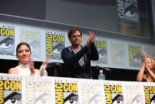 Dexter panel at Comic-Con International 2013