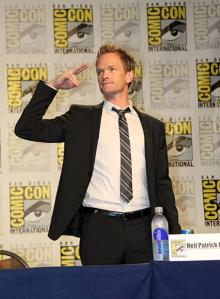 Neil Patrick Harris at Comic-Con International 2013