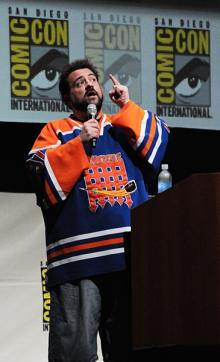 Kevin Smith at Comic-Con International 2013