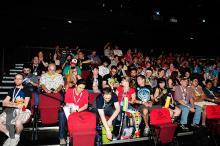 Lyceum Theatre at Comic-Con International 2013