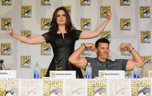 Bones panel at Comic-Con International 2013