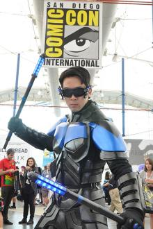 Cosplay at Comic-Con International 2013
