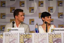 Once Upon a Time panel at Comic-Con International 2013
