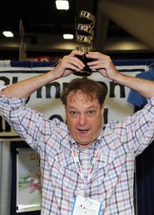 Bill Plympton at Comic-Con International 2013