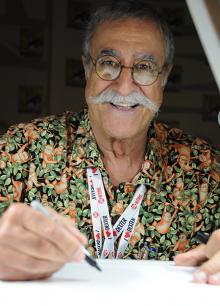 Sergio Aragones at Comic-Con International 2013