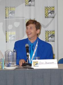 Eric Shanower at ComicCon International 2013